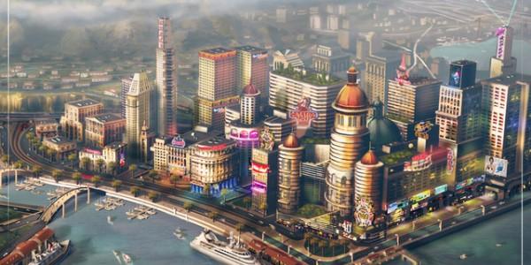 SimCity ville