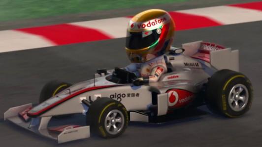 Wii U  F1 Race Stars confirme par Nintendo France