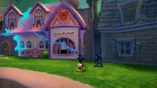 Test Epic Mickey le Retour des Héros