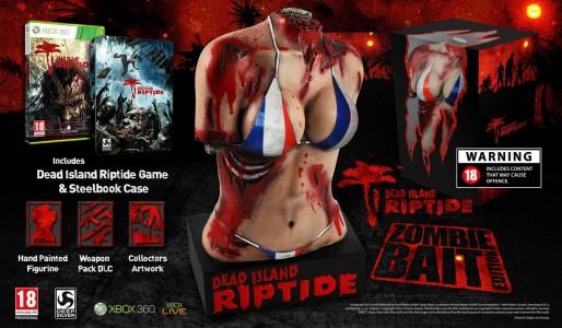 Dead Island Riptide Les Editions limitees