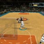 NBA 2K13 angle de vue panier