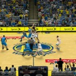 NBA 2K13 début de match