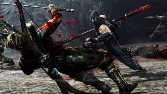 Ninja Gaiden 3 Razor's Edge lance