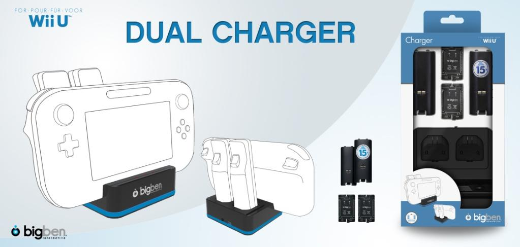 wii u chargeur