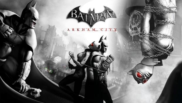 Batman Arkham City Catwoman Batman