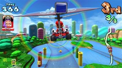 Wii U : Mario Kart 8 jouable à 6 joueurs simultanément