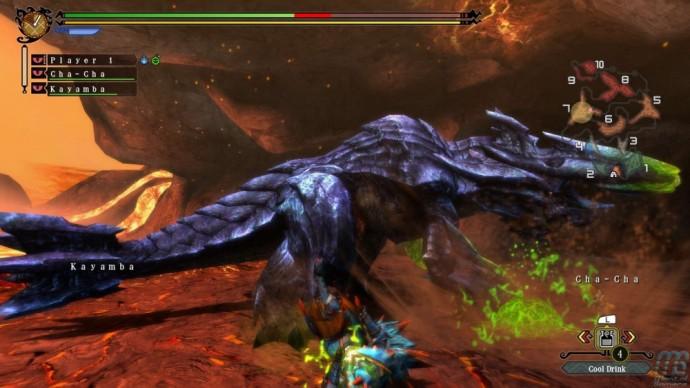 Monster Hunter 3 Ultimate Brachydios