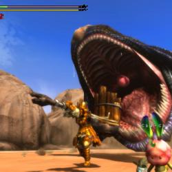 Monster Hunter 3 Ultimate Desert