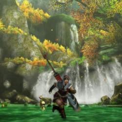 Monster Hunter 3 Ultimate Forêt