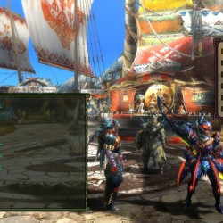 Monster Hunter 3 Ultimate Port Tanzia