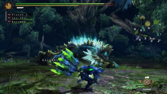 Monster Hunter 3 Ultimate Zinogre