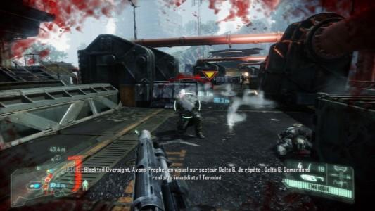Crysis 3 danger
