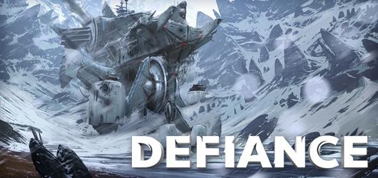 Defiance Robot géant
