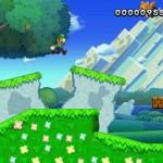 New Super Luigi U gameplay