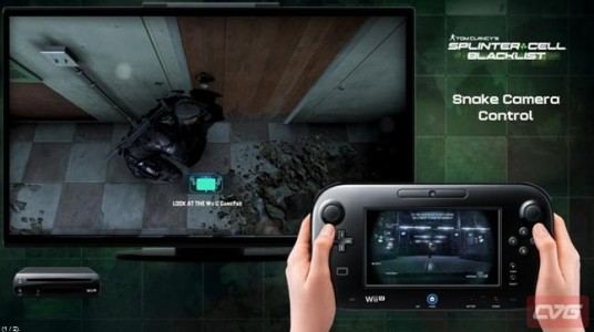 Splinter Cell Blacklist, le gamepad de la Wii U se dévoile