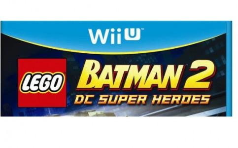 Lego Batman 2 DC Super Heroes jaquette