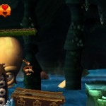 Donkey Kong Country Returns 3D pieuvre