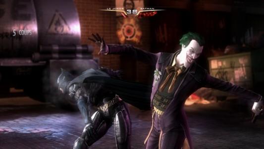 Injustice : Les dieux sont parmi nous Joker Batman