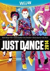 just dance 2014 cover wii u