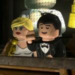 Lego Batman 2 DC Super Heroes mariage