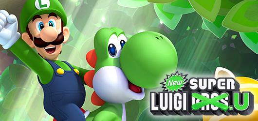 New Super Luigi U Luigi et Yoshi