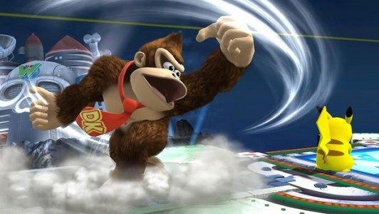 Super Smash Bros. Donkey Kong