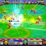 Pokemon Rumble U combat