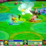 Pokemon Rumble U bataille
