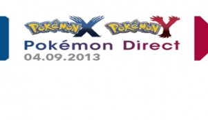 Pokémon X et Y Direct  Aujourd'hui à 13H00 en streaming