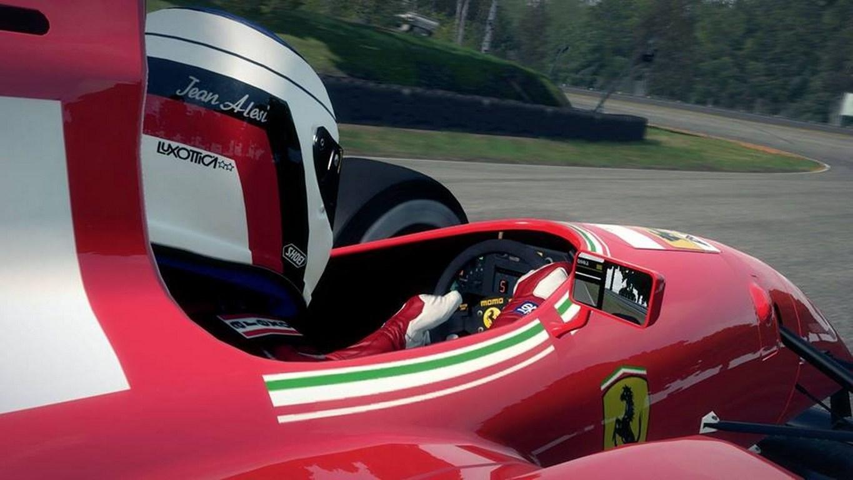 F1 2013 : Prost, Alesi et les frères Schumacher en DLC | LightninGamer
