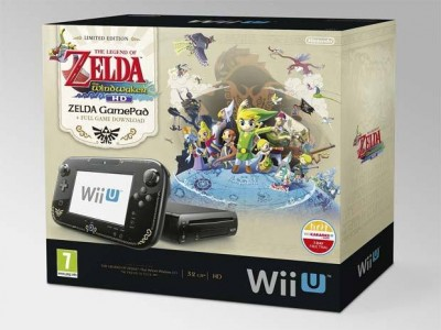 bundle wii u zelda wind waker