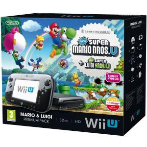 De nouveaux packs Wii U Premium et Basic, Nintendo contre-attaque !