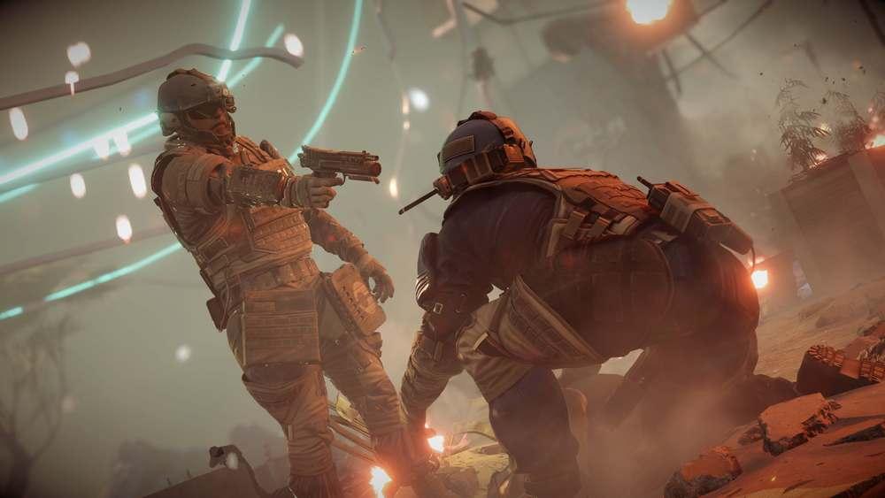 Killzone combat