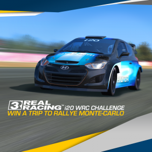 Real Racing 3 accueille la i20 WRC