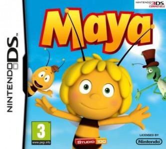 maya l abeille nintendo ds