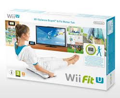 wii fit u pack balance board