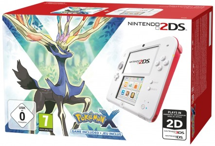 Nintendo 2ds pack pokemon