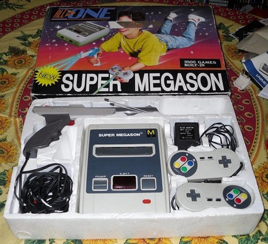 supermegason