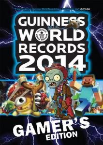Guinnes des records du jeu vidéo 2014
