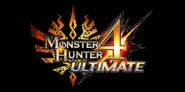 Monster Hunter 4 Ultimate Logo