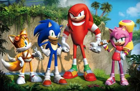 [E3 2014] Sonic Boom : un trailer pour Wii U et 3DS
