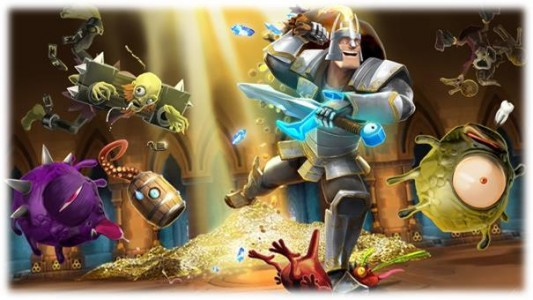 The Mighty Quest For Epic Loot ouvre ses portes