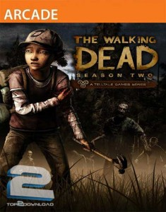 jaquette The Walking Dead Saison 2