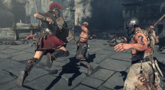Ryse of Rome Gameplay