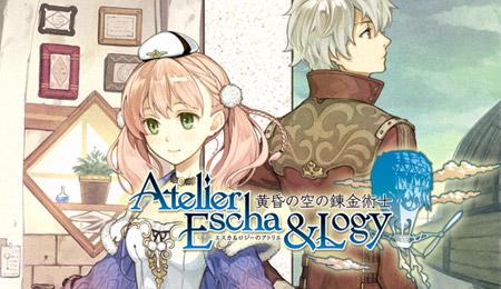 Atelier Escha & Logy Alchemists of the Dusk Sky