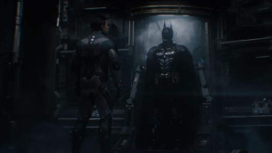 Batman Arkham Knight l'armure à l'honneur