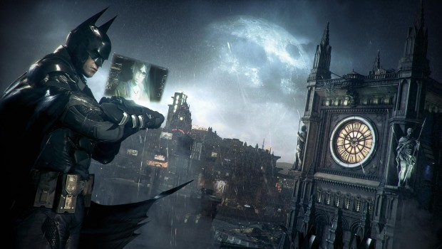 Test Batman Arkham Knight [Xbox One]