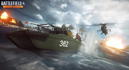 Battlefield 4 Naval Strike article
