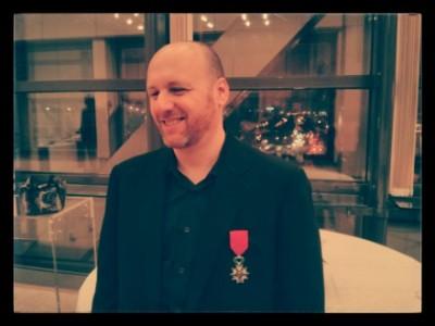 David Cage légion d'honneur