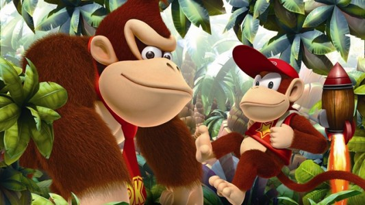 Donkey kong tropical freeze 01